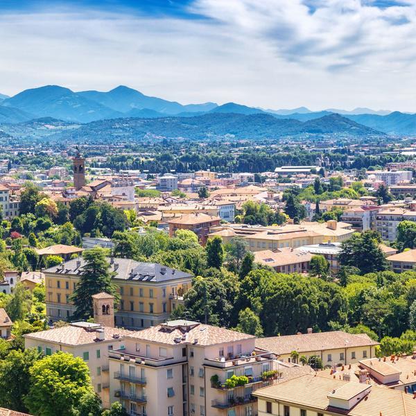 Mailand Bergamo Nach Mailand